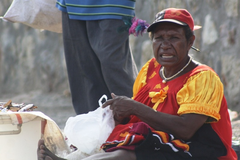 Why retirement is a tough ask in Papua New Guinea