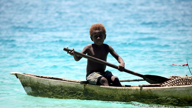Lonely Planet's guide to Papua New Guinea