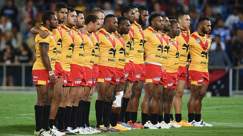 PNG Kumuls squad to play PM's XIII named