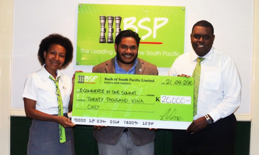 BSP supports ABAC PNG E-Commerce SME Summit