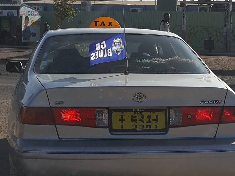 You know you're a mad PNG State of Origin supporter when…