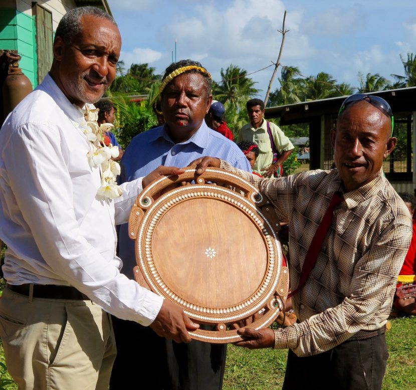 UN Special Envoy for El Niño and Climate Amazed by PNG