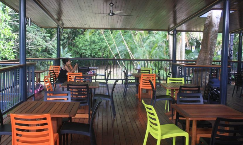 Fab Catering takes over Nature's Cafe
