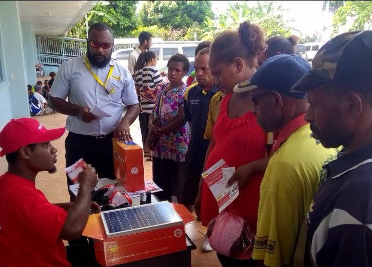 Solar power drives financial inclusion: MiBank pilots affordable solar loans platform in Papua New Guinea