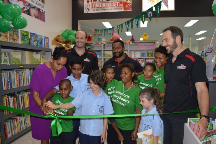 Improving Papua New Guinea's literacy rate is our responsibility too