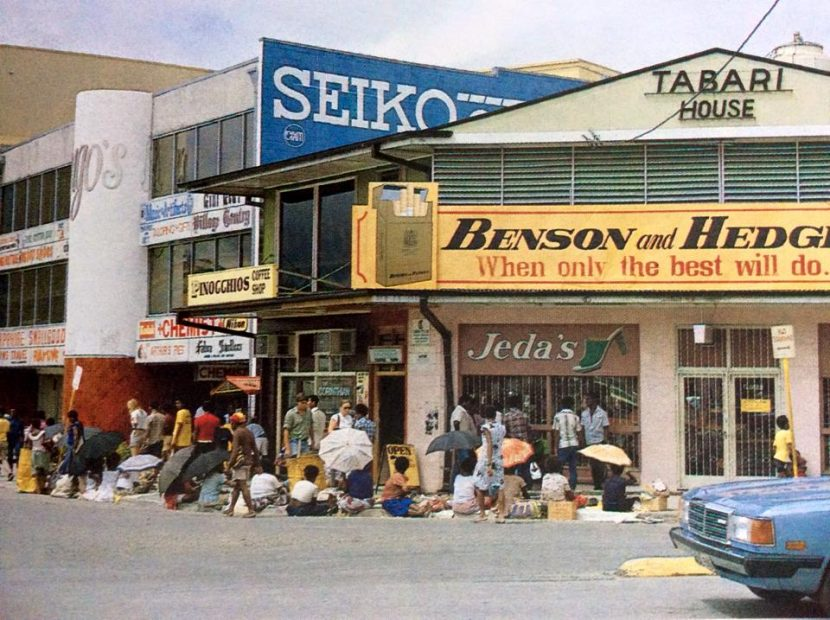 What would Xmas Shopping have been like in Port Moresby in the 70's and 80's