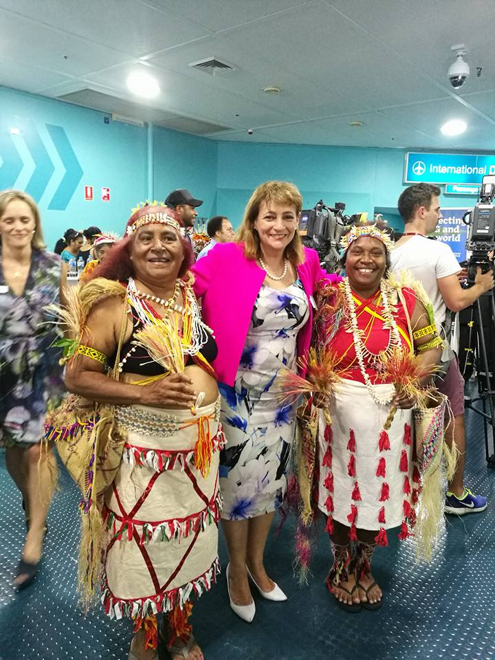 Townsville Airport commences direct services to Port Moresby with Air Niugini
