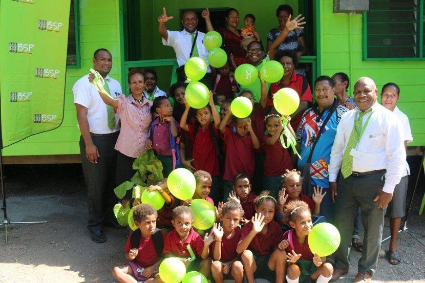 Taurama Pre-School gets facelift