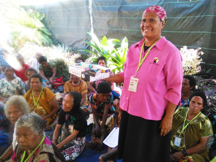 BSP Provides Financial Literacy Training for the Widow's Association