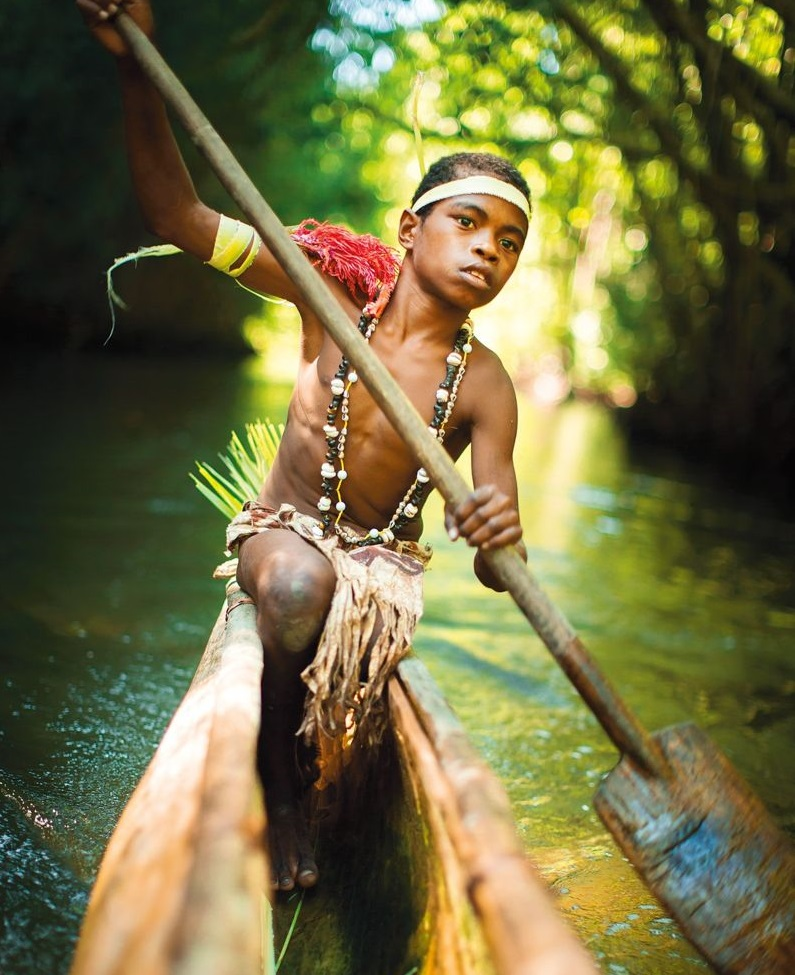 PAPUA NEW GUINEA: LAND OF MYSTERIES