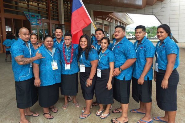 Samoa confident of hosting a successful 2019 Pacific Games