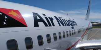 News Air Niugini starts cost-cutting after tough 2018