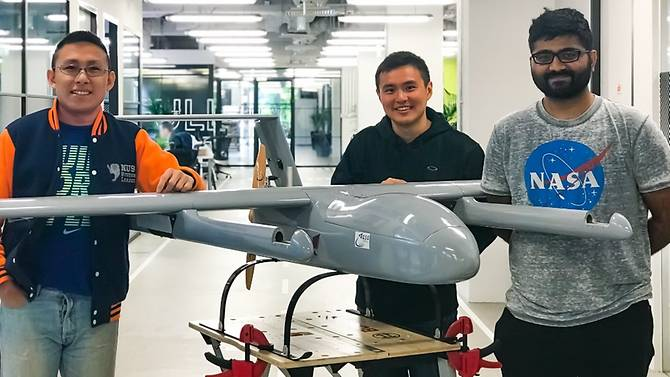 Singapore start-up aims to bring healthcare to Papua New Guinea's needy, one drone at a time.