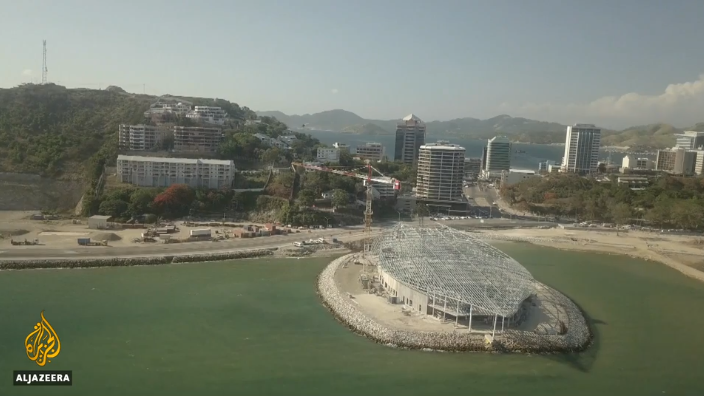 Papua New Guinea to host APEC, biggest event in its history