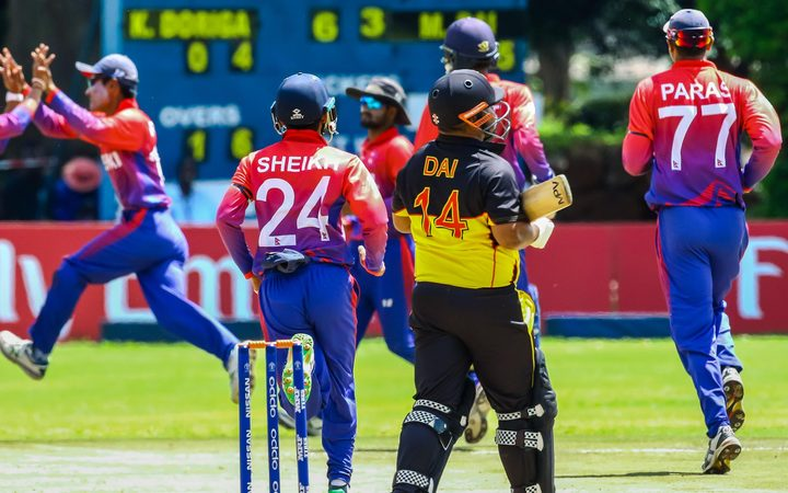 Sport: PNG cricketers lose coveted ODI status