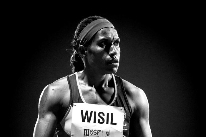 The Pacific's fastest woman may have a mass of talent but isn't the easiest person to train, coaches say