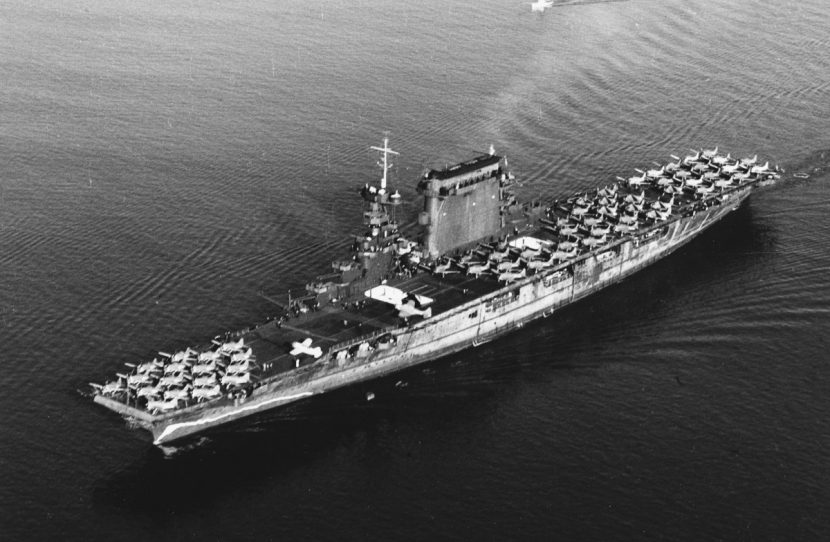 Paul Allen found the first carrier the US lost in WWII