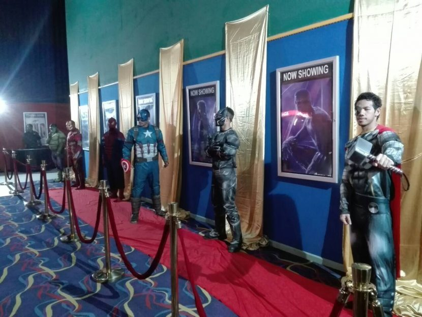 'Avengers: Infinity War' broke box office records at Paradise Cinemas