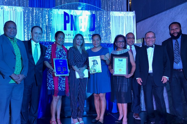 BSP took out 2018 Annual Report of the year