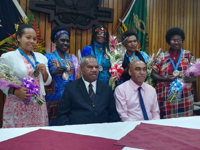 2018 Pride of PNG Awards for Women