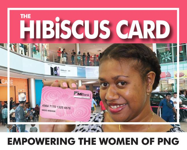 MiBank Launches Hibiscus Card