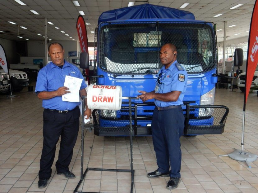 And The Winner Is – Mr H Mileng
