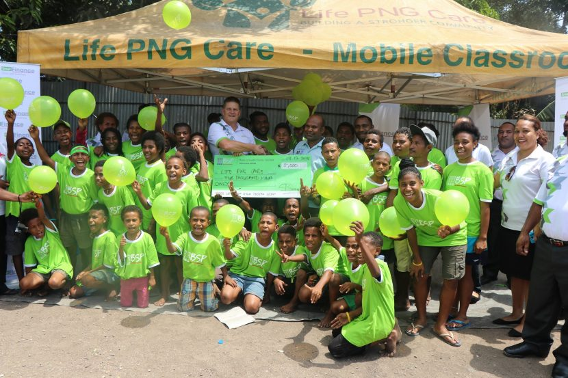 BSP Finance (PNG) Ltd Supports Life PNG Care