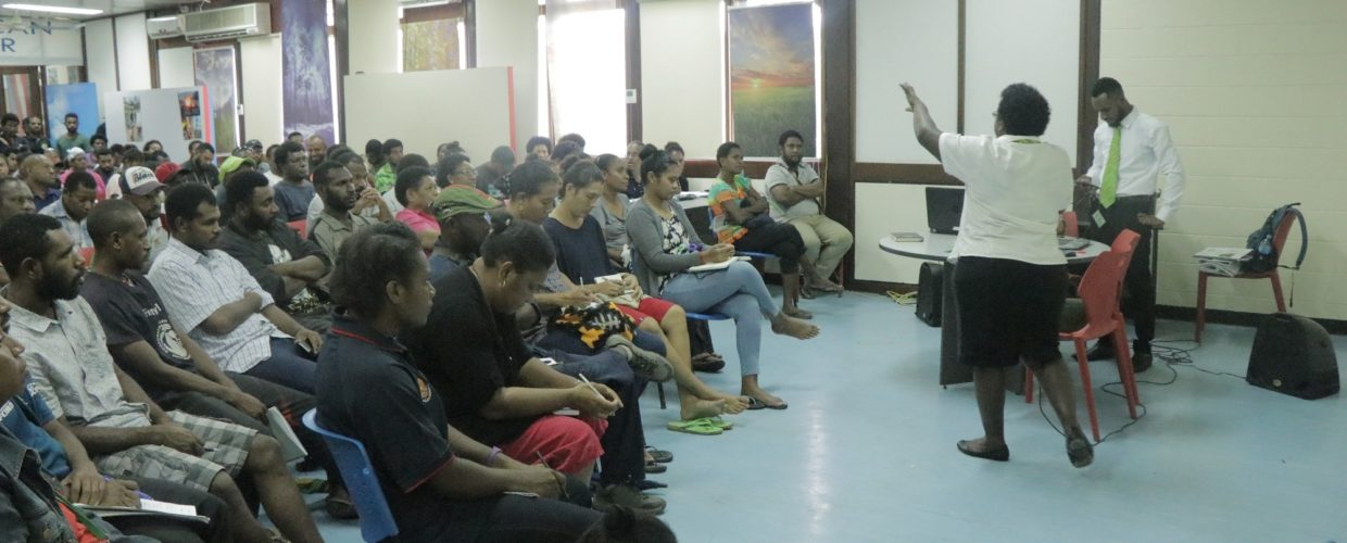Financial Literacy training to adding value for job seekers